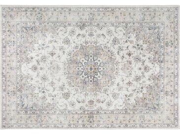 Webteppich  Prima - creme - 100% Polyester, Synthethische Fasern - 160 cm - Sconto