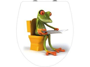 WC-Sitz - mehrfarbig - 38,5 cm - 46 cm - Sconto