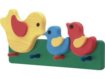 Kindergarderobe - mehrfarbig - 39 cm - 19 cm - 7 cm - Sconto