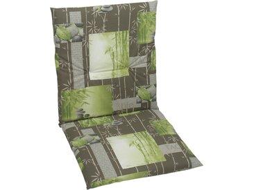 GO-DE Auflage - grün - 48 cm - 5 cm - Sconto
