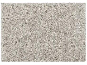 Langflorteppich - creme - 100 % Polypropylen, Synthethische Fasern - 140 cm - Sconto