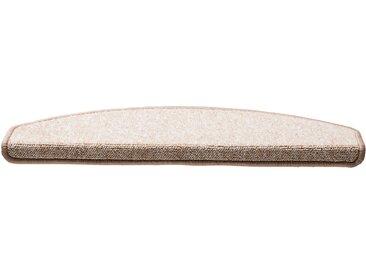 Stufenmatte - beige - Synthethische Fasern - Sconto