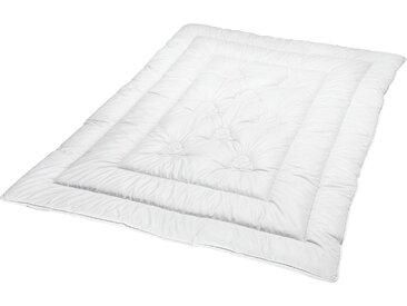 Schlafmond Kombi-Steppbett - weiß - 135 cm - Sconto