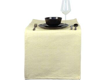 Tischlaufer Rib Soft Yellow