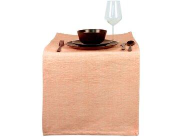 Tischlaufer Rib Sand Stone