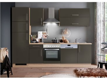 Menke Küchenblock JASBA Sonoma/Lava