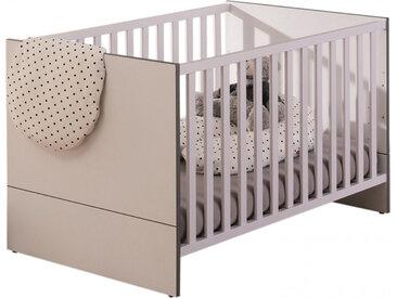Marlon Kinderbett weiß 70x140 cm