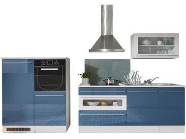 Bega Küchenblock JACK 2 Blau/Weiß