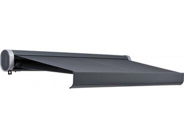 Vollkasetten Markise 4x3m Sunlive anthrazit/anthrazit Jet-Line