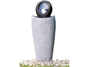 Brunnen Springbrunnen Gartenbrunnen FoGlobo Aussen + Innen 90cm