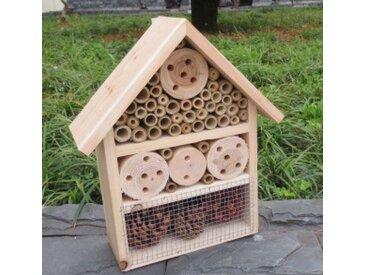 HI 57134 Insektenhotel Insektenhaus ideal als Nist- und