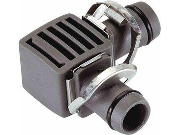 "L-Stück 13mm (1/2"") 2 Stück ""Micro-Drip-System"",Quick & EASY"