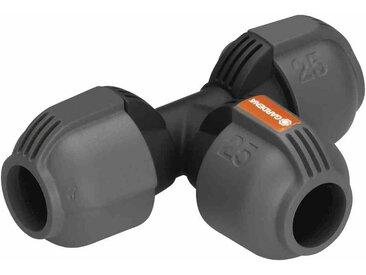 Sprinkler-System T-Stück 25mm, Quick&Easy