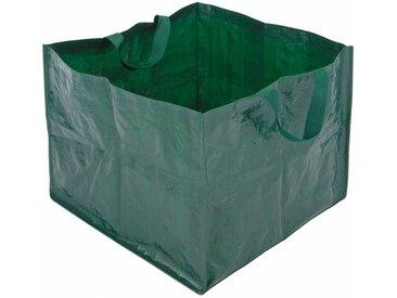 Garten Abfallsack Laubsack Gartentasche eckig 150 Liter