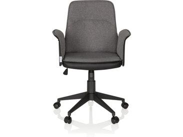 RELAX CX 100 - Home Office Chefsessel Grau/Schwarz