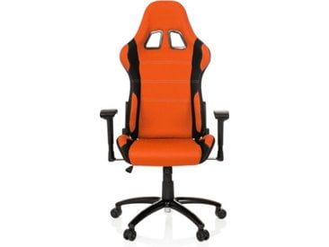 GAME FORCE - Gamingstuhl Schwarz / Orange