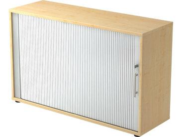 BETA 1732S - Ahorn 2 OH Rollladenschrank Relinggriff Kunststoff