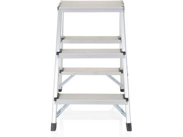 SOLID | 3 Stufen - Klappleiter Aluminium