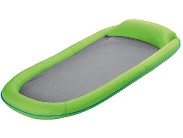 CRIVIT® Wasserhängematte, Luftmatratze, 100 kg Belastbarkeit, integriertes Kopfkissen