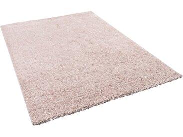 Pergamon Hochflor Langflor Teppich Aloha (200x290, Rosa)