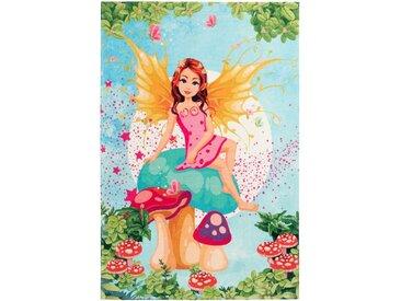 Obsession Kinderteppich »My Juno«, handgetuftet, geeignet für Fußbodenheizung