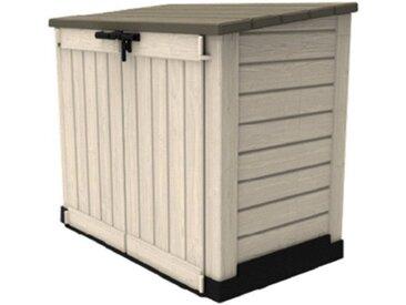 Keter Aufbewahrungsbox »Store It Out MAX«, 1,2 m³ Raumvolumen, inklusive Bodenplatte