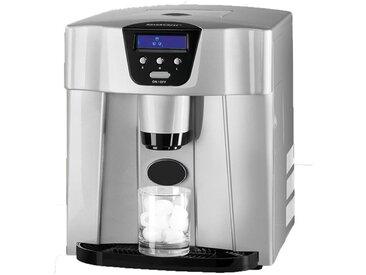 SILVERCREST® Eiswürfelmaschine SEMD 150 A1, 1,8 l Fassungsvermögen, mit Automatik-Funktion, Eisschaufel