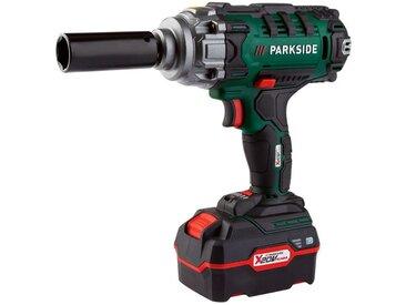 PARKSIDE® Akku-Drehschlagschrauber »PASSK 20-Li A1«, mit Akku und Ladegerät