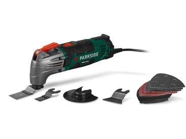 PARKSIDE® Multifunktionswerkzeug »PMFW 310 D2«