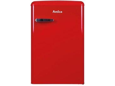 Amica Retro Kühlschrank »KS 15610-16«, A++ EEK, mit Gefrierfach, 93 + 13 l Nutzinhalt