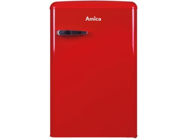 Amica Retro Kühlschrank »KS 15610-16«, mit Gefrierfach, 95 + 13 l Nutzinhalt