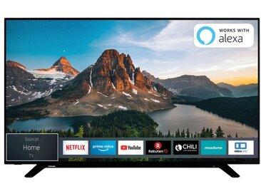 TOSHIBA 55U2963DG 139 cm (55 Zoll) Fernseher (4K Ultra HD, Dolby Vision HDR, Triple Tuner, Smart TV)