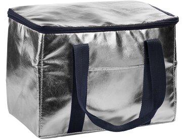 Butlers - KEEP COOL Kühltasche - Silber