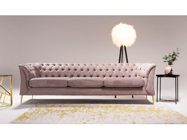 Dreisitzer-Sofa Chesterfield Modern