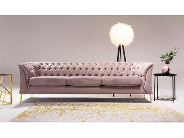Dreisitzer-Sofa Chesterfield Modern