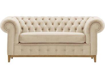 Zweisitzer-Sofa Chesterfield Grand