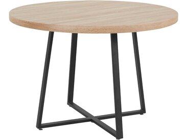 Esstisch Ø110 im Skandi-Design