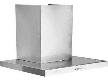 Wandhaube SY-3503C-P1-C81-L22-600, silber, Energieeffizienzklasse: C, spülmaschinenfest, Privileg