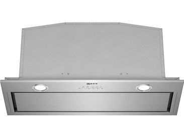 Deckenhaube, 70x41.8x30 cm (BxHxT), Energieeffizienzklasse A++, NEFF, Material Edelstahl, Aluminium, spülmaschinengeeignet
