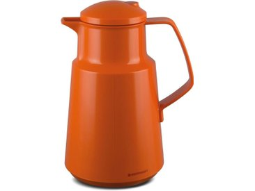 Isolierkanne »290«, orange, Inhalt 1 l, ROTPUNKT