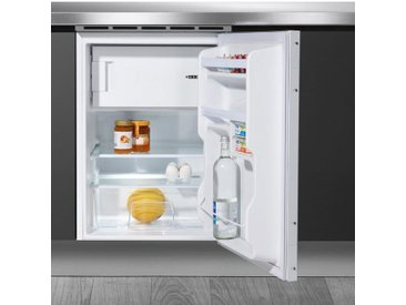 Amica Einbaukühlschrank UKS 16157, 78,5 cm hoch, 49,5 cm breit, 78,5 cm hoch, Energieeffizienz: A++