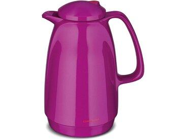 Isolierkanne , 0,5 l »Sparkling Pink«, lila, Inhalt 1 l, ROTPUNKT