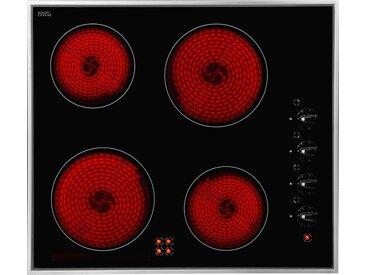 Amica  Elektrokochfeld von SCHOTT CERANKMC 13282 E, schwarz