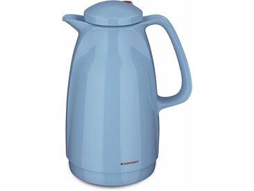 Isolier-Kanne , 1,5 l, blau, Inhalt 1,5 l, »Babysmurf«, ROTPUNKT