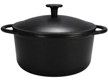 Fleischtopf »Rustica«, schwarz, Krüger