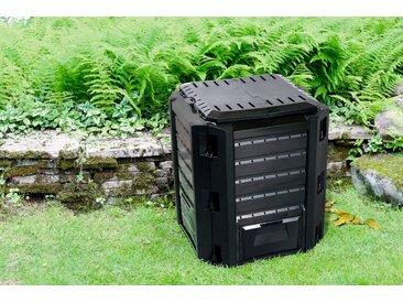 Komposter »380 l«, 72x83x72 cm (BxHxT), Prosperplast, Material Kunststoff