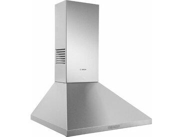 BOSCH Wandhaube DWP66BC50, silber, Energieeffizienzklasse: A