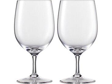 Eisch Glas »Jeunesse« (2-tlg), (Wasserglas), bleifreies Kristallglas, 230 ml