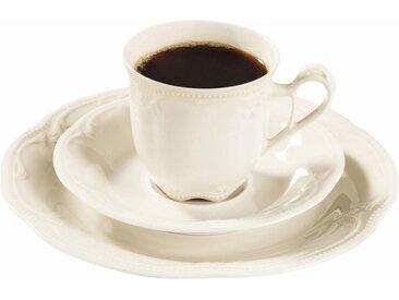 Kaffeeservice »Rubin«, beige, Material Porzellan, Seltmann Weiden, Unifarben, spülmaschinenfest