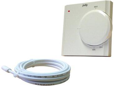 bella jolly Raumthermostat »Top-Therm«, elektronisch, für Fußbodenheizungen